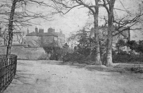 Bridgford Hall c1895
