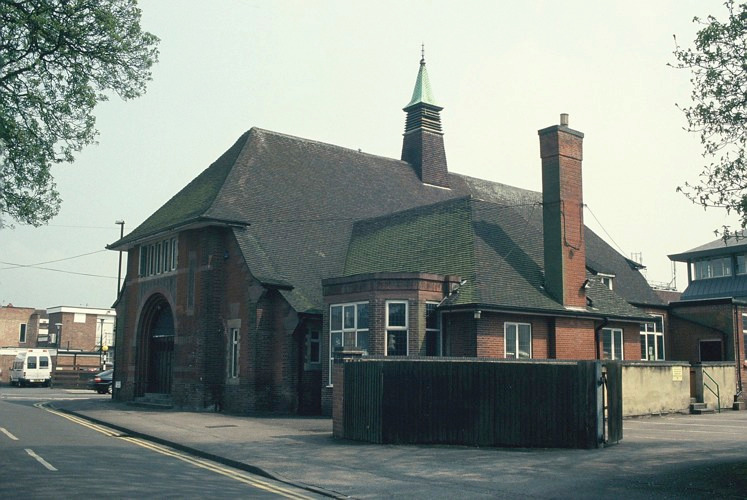 Church Drive, Community Hall 2006