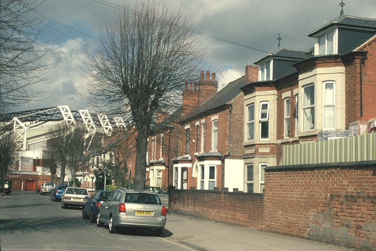 Colwick Rd 2005