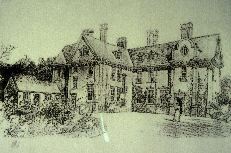 Edwalton Hall, proposal 1893
