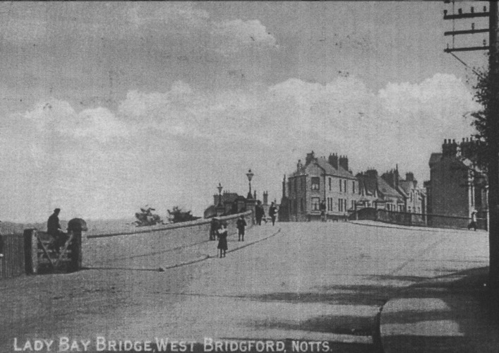 Lady Bay Canal Bridge c1902