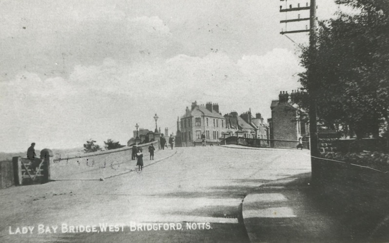 Lady Bay Canal Bridge c1910