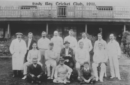 Lady Bay Cricket Club 1911