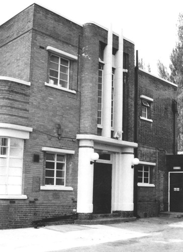 Loughborough Rd, Wolds Hotel c1960