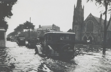 Melton Rd, Baptist Church 1947