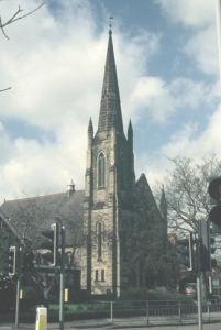 Melton Rd, Baptist Church 2005