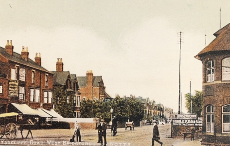 Radcliffe Rd c1900
