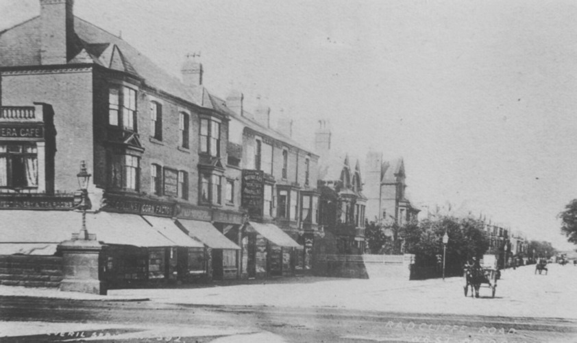 Radcliffe Rd c1904