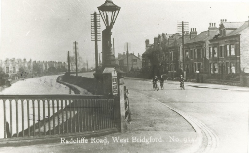 Radcliffe Rd c1910