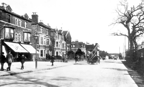 Radcliffe Rd c1914