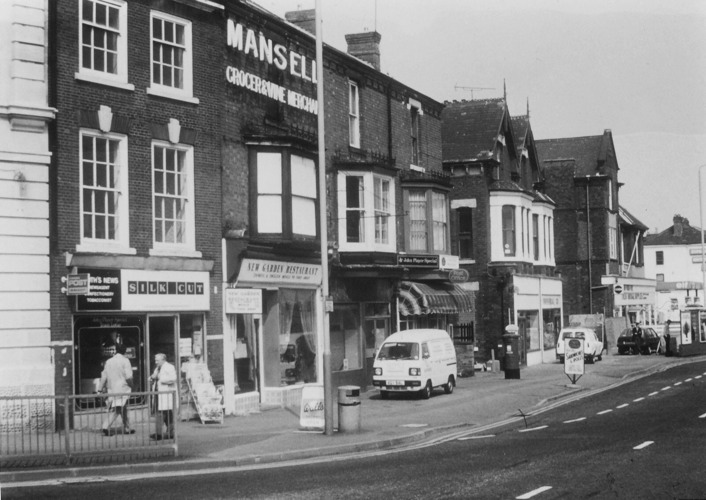 Radcliffe Rd c1980