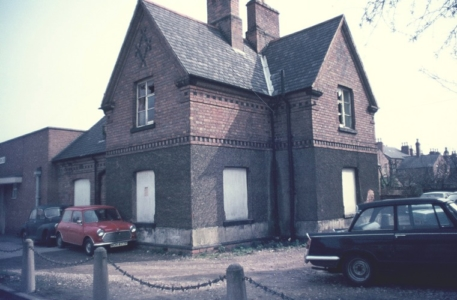 Rectory Rd, National School 1978