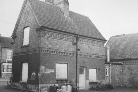 Rectory Rd, National School 1979