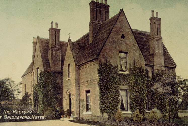 Rectory Rd, Rectory c1950