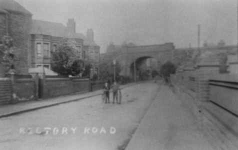 Rectory Rd c1910