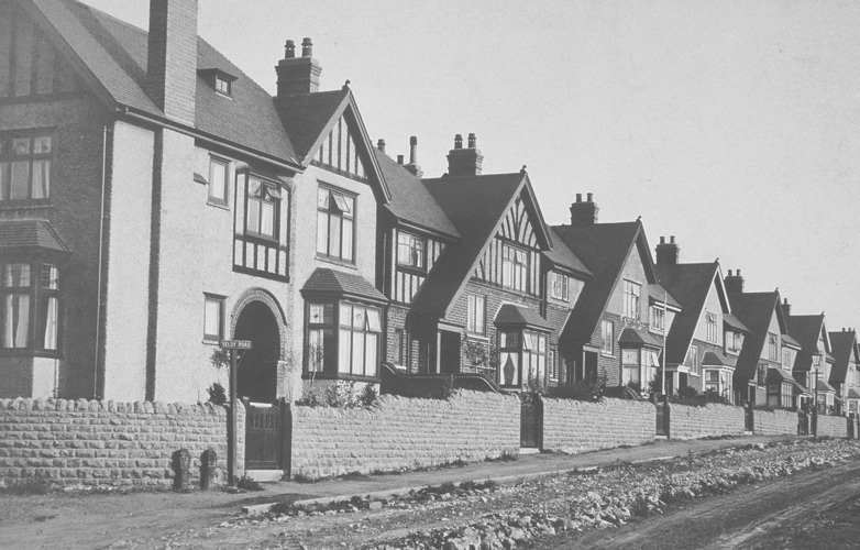 Selby Rd, Nos 1-11, 1912