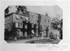 West Bridgford Hall 1890