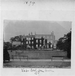 West Bridgford Hall 1894